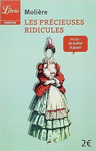 """Résultat de recherche d'images pour """"les précieuses ridicules livre"""""""