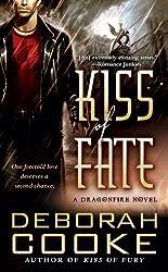 Kiss of Fate: A Dragonfire Novel (Dragonfire series Book 3)