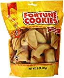Umeya Fortune Cookies Pouch, 3-Ounce Units (Pack of 6)