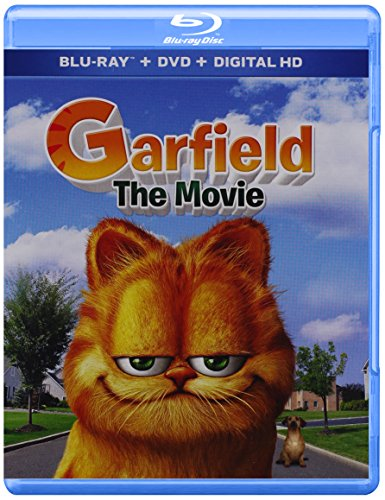 Garfield The Movie Blu-ray