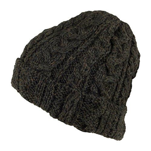 de lana Loden Oversized 2000 Gorro tejido Loden inglesa Hats de Village Highland Xxq6awBIc7