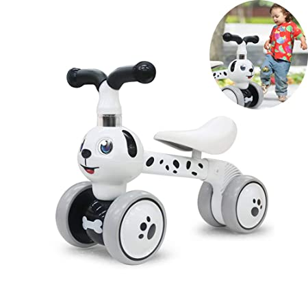 HBIAO Baby Balance Bicicleta, Sin Pedales Ride-on Toys Gifts ...