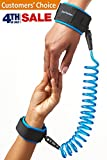 Anti Lost Wrist Link - Latest Safety Wrist Leash for Toddlers, Children, Kids & Babies - PLUS Warranty for Life