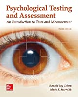 Psychological Testing and Assessment, 9th Edition Front Cover