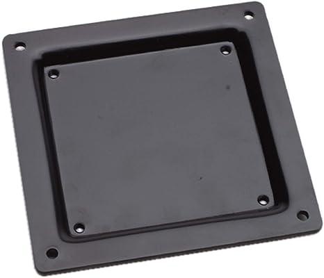 Roline Vesa Adaptor Made Of Steel In Black Bracket Computers Accessories