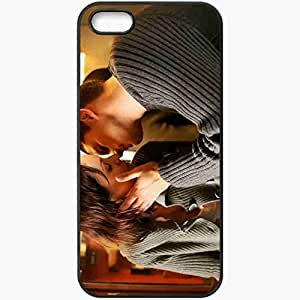 Personalized iPhone 5 5S Cell phone Case/Cover Skin P Prison Break 4 season 10212 Black