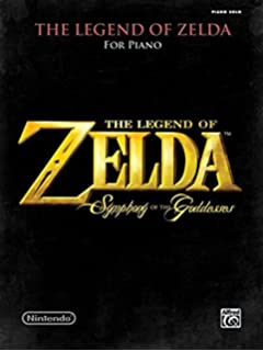 The Legend Of Zelda Symphony Goddesses Piano Solos