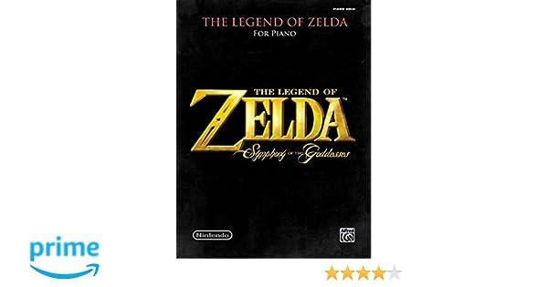 80ae657b8ae The Legend of Zelda Symphony of the Goddesses: Piano Solos: Amazon.es: Koji  Kondo, Toru Minegishi, Kenta Nagata: Libros en idiomas extranjeros