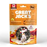 Great Jack'S Liver and Cheese Training Treat, 7-Ounce