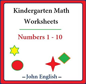 Amazon.com: Kindergarten Math Worksheets: Numbers 1 - 10 eBook ...