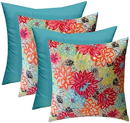 Set of 4 Outdoor Pillow