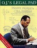 O. J.'s Legal Pad, John Boswell and Ron Barrett, 0679768831