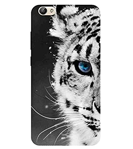 b104042fdc8a For Vivo Y66 tiger Printed Cell Phone Cases, clube: Amazon.in ...