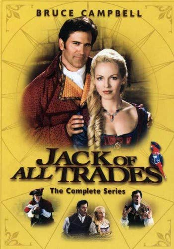 Amazoncom Jack Of All Trades The Complete Series Bruce