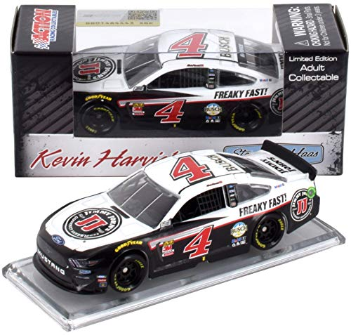 (Lionel Racing Kevin Harvick #4 Jimmy Johns 2019 Ford Mustang NASCAR Diecast 1:64 Scale)