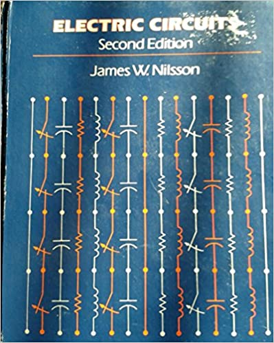 Electric circuits second edition james nilsson 9780201126952 electric circuits second edition 2nd edition fandeluxe Image collections