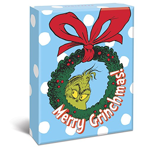 "Graphique Merry Grinchmas 4"" x 6"" Assorted Boxed Cards (BM1015)"