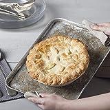 WM Bartleet & Sons 1750 T295 Crinkle Rim Pie