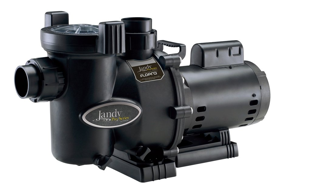 Jandy FHPM 2.0 to 2 FloPro, Two Speed 2-Horsepower Swimming Pool Pump