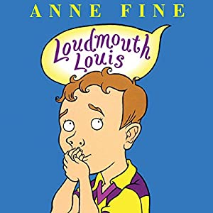 Loudmouth Louis Audiobook