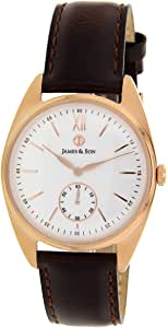 James and Son Casual Watch For Women, JAS10091-805