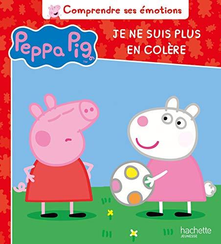 Peppa Pig : Je ne suis plus en colère ()