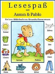 Lesespaß mit Anton und Pablo - Ein Bilderbuch zum Vorlesen und Lesenlernen (Anton und Pablo - Die allerbesten Freunde 4)