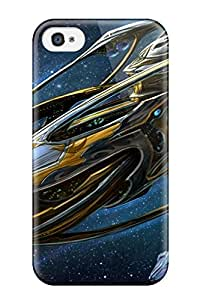 Defender Case With Nice Appearance (starcraft) For Iphone 4/4s