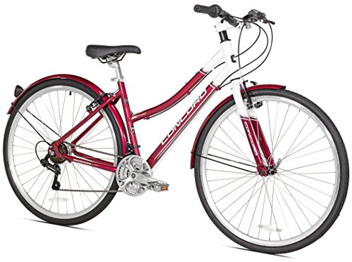 Concord Women's KEBG9SC700 Hybrid Bike by Concord Global Trading