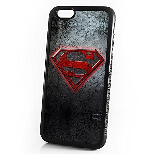 ( For iPhone 6 / iPhone 6S ) Durable Protective Soft Back Case Phone Cover - A11015 Super Hero -