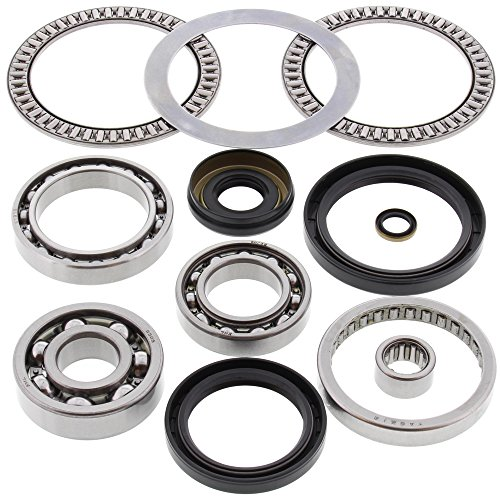 All Balls 25-2066 Front Differential Bearing and Seal Kit ()