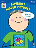 Alphabet Hidden Pictures Stick Kids Workbook, Grade PreK (Stick Kids Workbooks)
