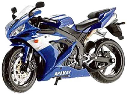 Maisto 1 12 Yamaha Yzf R1 Blue