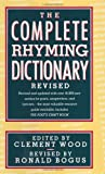 img - for The Complete Rhyming Dictionary Revised: Including the Poet's Craft Book (1991-03-01) book / textbook / text book