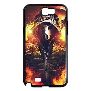 Samsung Galaxy Note 2 N7100 Phone Case Angerfist 9E57663