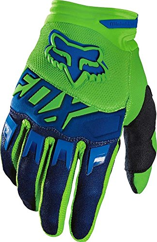 2016 Fox Racing Dirtpaw Race Gloves (L, Flo Green)