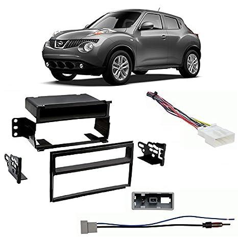 Amazon com: Fits Nissan Juke 2011-2014 Multi DIN Stereo