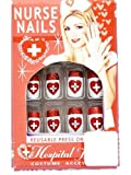 Nurse Costume Nails