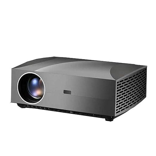 ZDNP Nueva 5.8 Pulgadas Inicio proyector Micro, luz del LED 50.000 ...