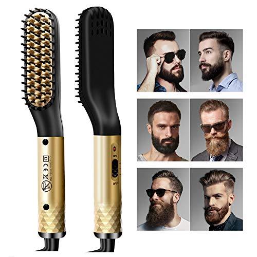 Lorchar Beard Straightener Mens