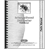 Parts Manual For International Harvester F11 Plow (One Bottom, 2 Way)