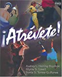 img - for Atrevete! (with Audio CD) book / textbook / text book