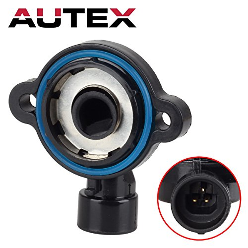 AUTEX TPS Throttle Position Sensor 17123855 TH149 Compatible with GMC Jimmy,Safari,Savana,Sierra,Sonoma,C1500,C2500,C3500, Yukon/Century,Skylark/Cadillac DeVille,Escalade