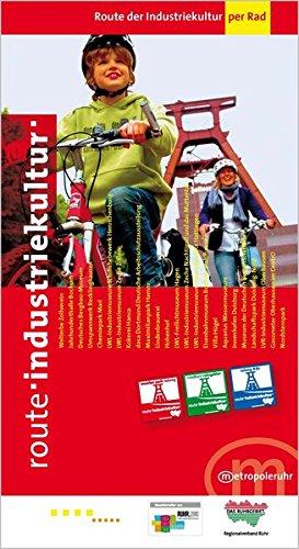 Route der Industriekultur per Rad: 1:50000