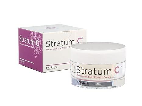 Stratum C - Crema protectora para menopausia