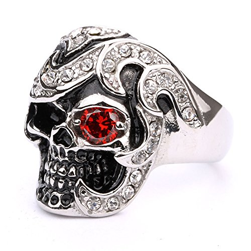JDZ Amulets Stainless Gothic Jewelry