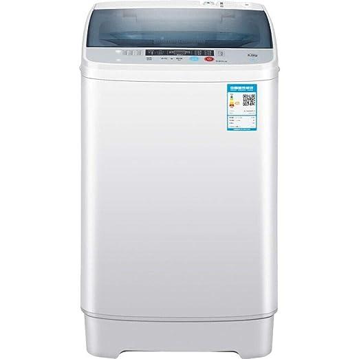 Lavadora 7,5 kg automática Dormitorio pequeño Mini de un Solo ...