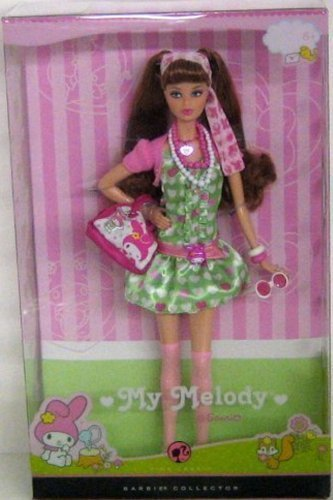 Barbie Collector Pink Label My Melody Doll by Mattel