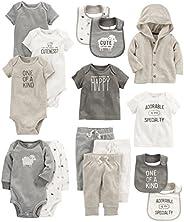 Carter's Unisex-Baby 15-Piece Basic Gift