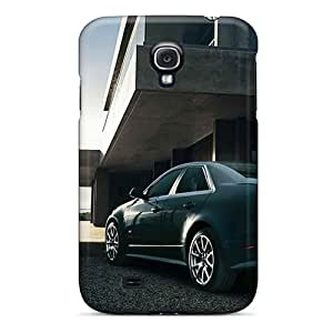 Casesmore166 Cases Covers For Galaxy S4 - Retailer Packaging Auto Cadillac Cts V Cadillac Cts Protective Cases Black Friday